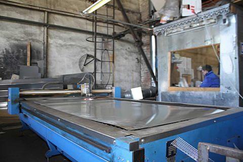 Вентека - наше производство